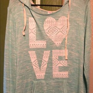 Love sweater